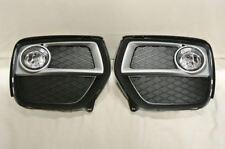 Genuine BMW X6 E71 LCI Facelifts grille inserts bumper with fog lights original