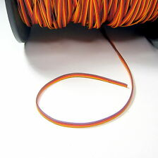 RC SERVO WIRE JR COLOURS 22AWG by the Metre Free Postage from N.S.W.