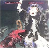 Joni Mitchell Dog Eat Dog CD NEW