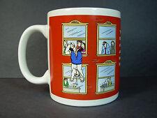 """Funny Coffee Mug """"He Drank the Last Cup of Coffee"""""""