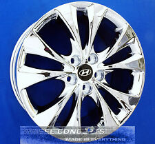 "HYUNDAI AZERA 18 INCH CHROME WHEEL EXCHANGE OEM RIMS 18"" 70830"