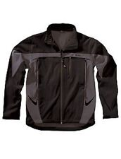 Mens Dare2b 'Hightail' Black Softshell Jacket. Size XXL