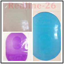 Large Anti-Slip Dashboard Sticky Pad Phone Non-Slip Mat - Clear+Blue+Purple