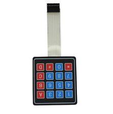 1 pcs 4 x 4 Matrix Array 16 Key Membrane Switch Keypad Keyboard