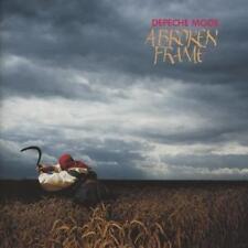 Depeche MODE-A BROKEN FRAME, CD, come nuovo
