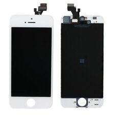 New OEM iPhone 5 White Digitizer LCD Front Glass Screen Assembly Replacement