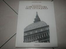 ARCHITETTURA DELL'OTTOCENTO De Fusco Garzanti 1992 Libro Storia Architettura