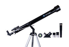 Teleskop Opticon PERCEPTOR 900/60/675x + Huygens + Filter + Buch + für Kinder