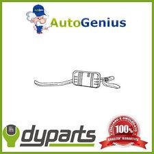 Marmitta Silenziatore posteriore FIAT PUNTO 75 1.2 93>99 13643