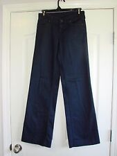 Citizens of Humanity Jeans. Style; Birkin. Low Rise. Wide Leg. Stretch.  Size 25