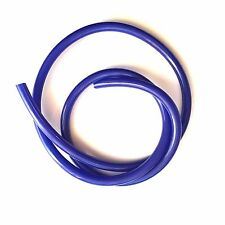 Racing Blue Fuel Line Gas Hose 3/16'' Id For Motorcycle Atv Mini Bike Go Kart