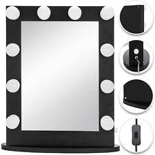 GRANDE Hollywood 12 Lampadina Led Vanità Specchio Specchio Trucco Specchio