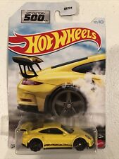 New Listing2021 Hot Wheels Factory 500 Porsche 911 Gt3 Rs Walmart Exclusive