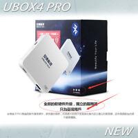 2018最新安博盒子四代 Pro Unblock Tech Gen4 UBOX4 TV Box Bluetooth Adults Channels 中港台日韓