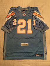 Very Gently Used Authentic LaDainian TOMLINSON Chargers Reebok Jersey size 56