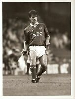Original Press Photo Everton FC Raymond Atteveld Dec 1989 10x8inch (10)