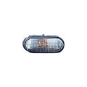 FANALE FANALINO FRECCIA LATERALE DX BIANCO VOLKSWAGEN VW CADDY 95/>00 1995/>2000