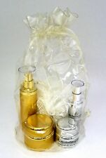 """AUSTRALIAN GOLD 5-PC """"MIRACLE TIGHT"""" FACIAL & EYE CARE KIT w/CARRY BAG - $340.RV"""