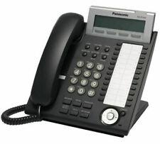 Panasonic Phone KX-DT343-B 24 Button 3 Line Backlit LCD Display Digital Black