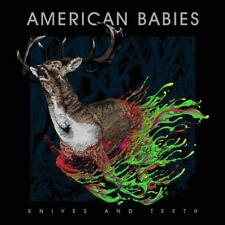 American Babies - Knives And Teeth (NEW CD)