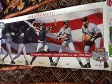 1996 Seattle Mariners All-Star Team Junior Edgar Dan Jay Alex Unused Poster