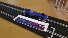 Scalextric 2018 Toro Rosso Gasly Hartley Decal Set Formula 1 F1 *Not A Car*