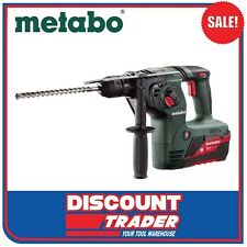 Metabo 36V 5.2Ah Lithium-Ion Cordless SDS+ Rotary Hammer Drill Kit - KHA 36 LTX