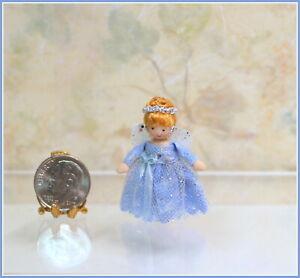 Dollhouse Miniature Ethel Hicks Stardust Angel Children Doll