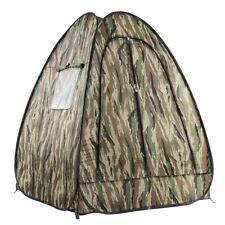 walimex Camouflage Tarnzelt / Jagdzelt für Naturfans, Jäger, etc., 110x110x140cm