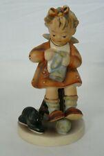 "Vintage Goebel Hummel #133 Mothers Helper Figurine 4-3/4"""