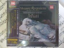 NEW ESOTERIC SACD/CD Hybrid ESSE-90070 Mozart Requiem in D Minor, K626 by Muti