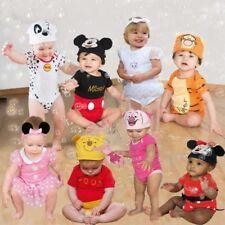 Ufficiale Disney Bambino Costume da Principessa bimbo Belle Minnie Vestiti Marie Aristogatti 18-24 mesi