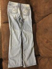 Silver Jeans Size 28 X 33
