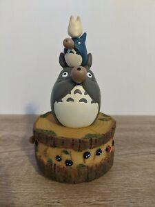 """Studio Ghibli """"My Neighbor Totoro"""" - Totoro's Band Music Box"""