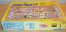 Majorette MAJOKIT Road Layout Construction Set no.764 OLD nearly complete