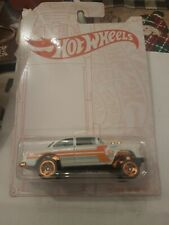 2020 New Hot Wheels 52nd Anniversary Pearl & Chrome 55 Chevy Bel Air Gasser