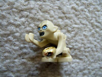 LEGO Lord Of The Rings - Original - 9470 Gollum (Wide Eyes) w/ Ring - Excellent