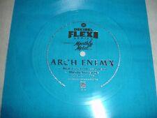 "ARCH ENEMY - Nitad + 1   Flexi 7"" vinyl from Decibel Magazine  UNPLAYED"