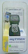 Scosche My Trek Wireless Pulse & Calorie Monitor for iPhone iPod NIB