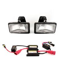 85-92 Camaro IROC-Z/28 Fog Light Lamps w/ 55W 10K HID'S PAIR HT-8592CAMHIDFOG