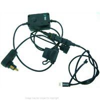Hella / din Prise Moto Chargement Câble Pour Iphone 6S/6S Plus