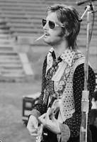English Guitarist Eric Clapton On Us Tour 1974 OLD MUSIC PHOTO 10