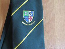 WOKING Irish GS Golf Society Golfing Interest Tie