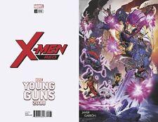 X-MEN RED 3 JAVI GARRON YOUNG GUNS VARIANT NM PRE-SALE 4/11