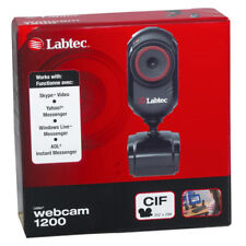 Labtec Webcam 1200 Skype MSN Yahoo Messenger - Retail Box