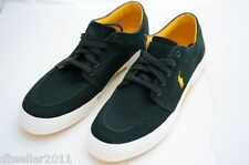NEW Polo Ralph Lauren Mens Sneakers Canvas Shoes FERNANDO Athletic Sports sz 13