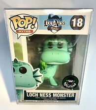 LOCH NESS MONSTER Popcultcha Exclusive - Myths Funko Pop Vinyl Figure #18