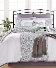 Hallmart Quintin Cotton 14 Piece California King Comforter Set