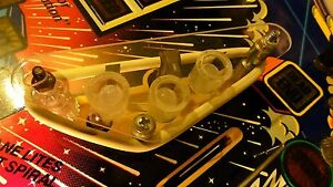 Twilight Zone Pinball Slingshot Flasher Light mod Kit