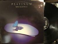 Mike Oldfield – Platinum LP 1979 Virgin – 2473 793 *France Import VG/EX